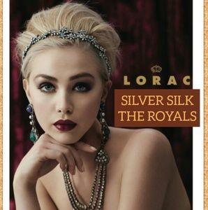 💎👑Lorac The Royals Silver Silk palette + Bonus